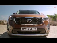 Видео тест-драйв KIA Sorento Prime от канала AvtoVesti
