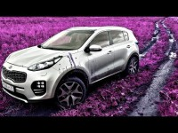Видео тест-драйв KIA Sportage 2016 от Михаила Кульдяева