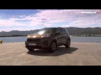 Видео тест-драйв KIA Sportage 2016 от канала Avto Vesti
