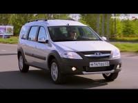Видео тест-драйв Lada Largus Cross от Автовестей