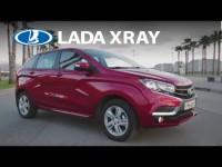 Видео тест-драйв Lada XRAY от Петра Баканова