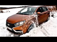 Видео тест-драйв Lada XRAY от канала ClickonCar