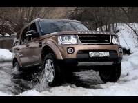 Видео тест-драйв Land Rover Discovery от Антона Avtomana