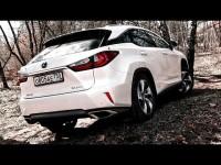 Видео тест-драйв Lexus RX 2016 от Михаила Кульдяева