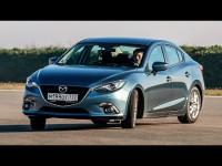 Видео тест-драйв Mazda 3 от канала ClickonCar