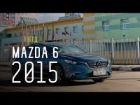 Видео тест-драйв Mazda 6 от программы