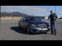 Видео тест-драйв Mercedes E-class от Павла Блюденова