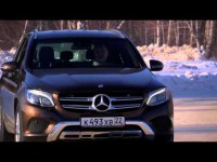 Видео тест-драйв Mercedes GLC 250 от Александра Михельсона