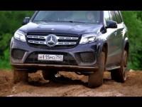 Видео тест-драйв Mercedes GLS от канала Автоплюс