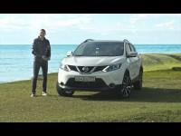 Видео тест-драйв Nissan Qashqai от Игоря Бурцева