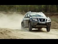 Видео тест-драйв Nissan Terrano от Игоря Бурцева