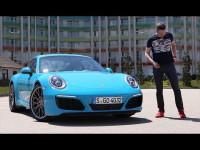 Видео тест-драйв Porche 911 Carrera 2016 от Игоря Бурцева