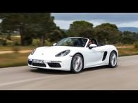 Видео тест-драйв Porsche 718 Boxter от Авторевью