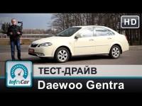 Видео тест-драйв Ravon (Daewoo) Gentra от канала InfoCar
