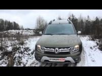 Видео тест-драйв Renault Duster 2016 с трубодизелем от Avtopanorama