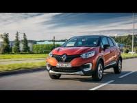 Видео тест-драйв Renault Kaptur от канала Motorru