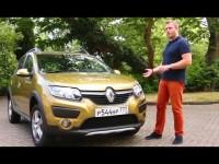 Видео тест-драйв Renault Sandero Stepway от канала АвтоПлюс