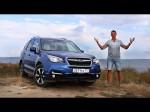 Видео тест-драйв Subaru Forester от Игоря Бурцева