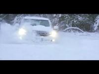 Видео тест-драйв Toyota Land Cruiser 200 от АвтоВестей
