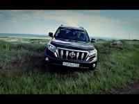 Видео тест-драйв Toyota Land Cruiser Prado 150 от Игоря Бурцева