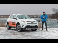 Видео тест-драйв Toyota RAV4 2016 дизель от Игоря Бурцева