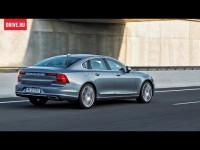 Видео тест-драйв Volvo S90 от канала Драйв.ру