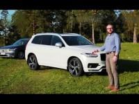 Видео тест-драйв Volvo XC90 R-Design от АвтоПЛЮСТВ