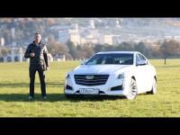 Видео тест-драйв автомобиля Cadillac CTS4 от Игоря Бурцева