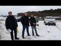Видео тест-драйв нового Hyundai Tucson, Ford Kuga и Toyota Rav4 от Автопанорамы