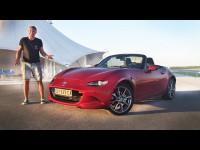 Видео тест-драйв от Игоря Бурцева - Mazda MX5
