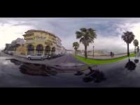 Видео тест-драйв в формате 360° для Skoda Superb от канала Авто Вести
