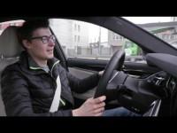 Новый тест-драйв седана BMW 5 серии от АвтоВестей