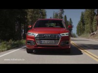 Отличный тест-драйв нового Audi Q5 от Александра Михельсона