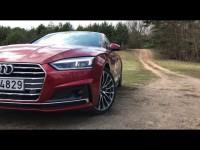 Свежий тест-драйв Audi A5 от Stenni