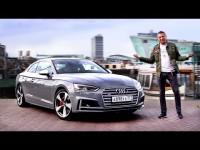Видео тест-драйв Audi A5 Sportback 2017 от Игоря Бурцева