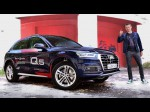 Видео тест-драйв Audi Q5 2017 от Игоря Бурцева