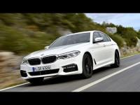 Видео тест-драйв BMW 5 серии G30 в программе АвтоРевью