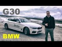 BMW 5 series 2017 с дизелем в тест-драйве от Александра Михельсона