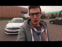 Citroen C4 в видео тест-драйве от АвтоВестиТВ