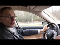 Тест-драйв нового BMW 7 series от влогера Stenni