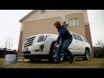 Тест-драйв обновленного Cadillac XT5 от ведущих CarsGuru