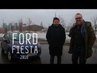 Ford Fiesta в обзоре программы