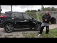 Hyundai Creta на видео тест-драйве экспертов Автопанорамы