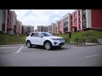 Land Rover Discovery Sport в тест-драйве канала АвтоПлюс