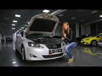 Lexus IS в видео тест-драйве от канала Авто Плюс