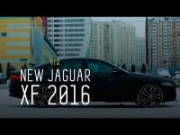 Обзор нового Jaguar XF 2016 в программе