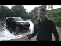 Павел Блюденов и его тест-драйв нового Land Rover Discovery 5
