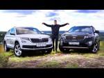 Сравнительный видео тест-драйв KIA Sorento Prime и Skoda Kodiaq от Игоря Бурцева