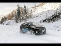 Суровый тест-драйв Hyundai Creta от Автопанорамы