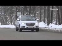 Тест-драйв Haval H6 от канала Москва 24 и программы